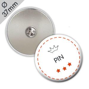 odznak pin